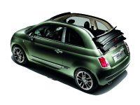 2010 Fiat 500CbyDIESEL, 2 of 3