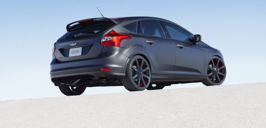 Ford 3d Carbon Focus