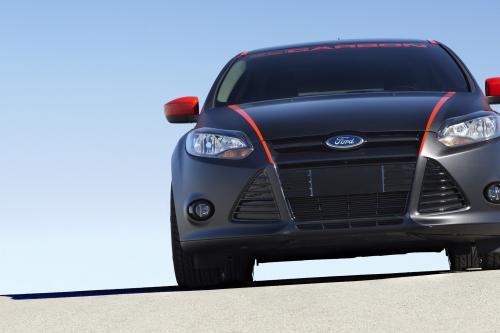 Ford Focus 3dCarbon – специальное издание