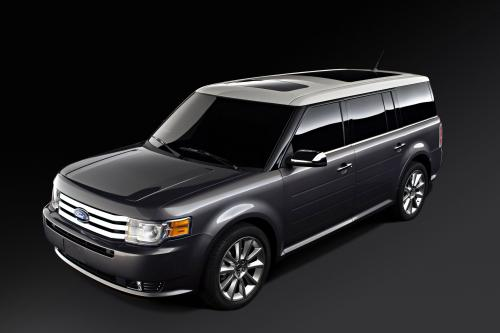 Введение 3,5-Литровый Ecoboost V-6 Двигатель Добавляет Еще Больше Гибкости К Отличительным Ford Flex