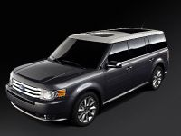 2010 Ford Flex with EcoBoost, 1 of 17