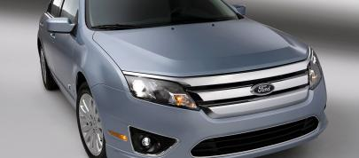 Ford Fusion (2010) - picture 4 of 18