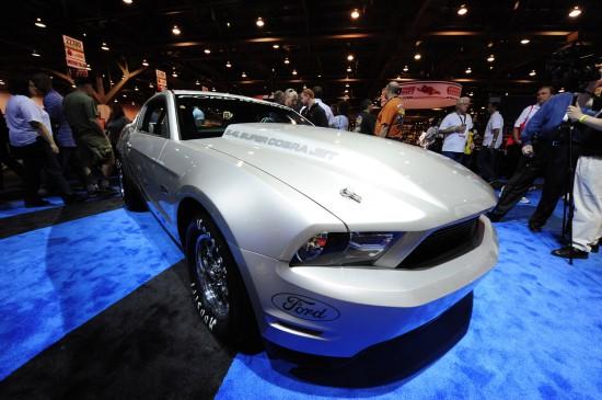 2010 Ford Mustang Cobra Jet SEMA
