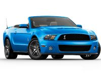 2010 Ford Shelby GT500, 41 of 68