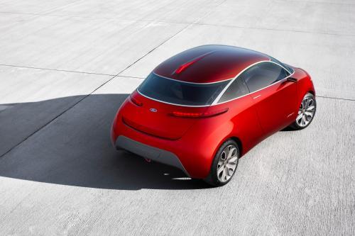 2010 Форд Старт концепт на пекинском автосалоне