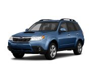 2010 Subaru Forester 2.5XT, 9 of 10