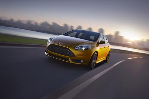 Ford Focus специальный выпуск - FSWerks