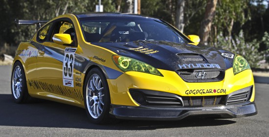 Gogogear Racing Genesis Coupe
