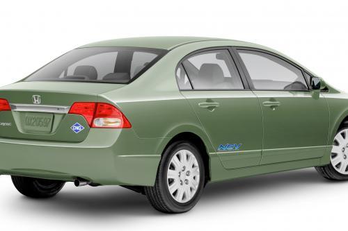 Honda Civic GX CNG объявлен для продажи в Оклахоме