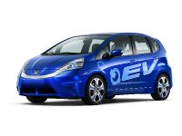 2010 Honda Fit EV Concept, 1 of 8