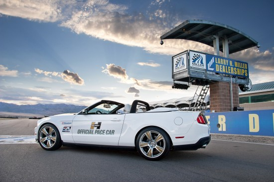 Hurst Ford Mustang Pace Car