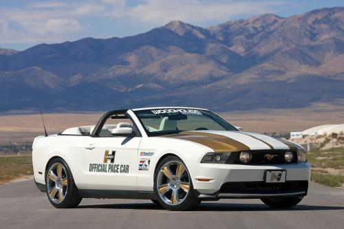 2010 Hurst Mustang Pace Car