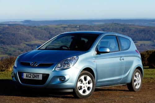 Hyundai i20 с более экологичных двигателей и лучшее оборудование
