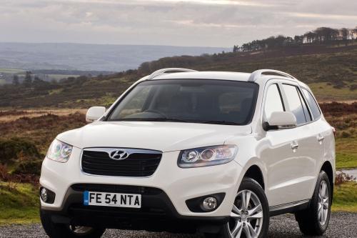 2010 Hyundai Santa Fe - обновленный внедорожник с обновленной цене