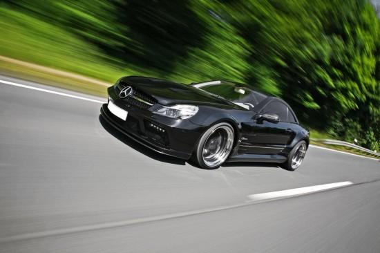 Inden Design Mercedes-Benz SL 63 AMG