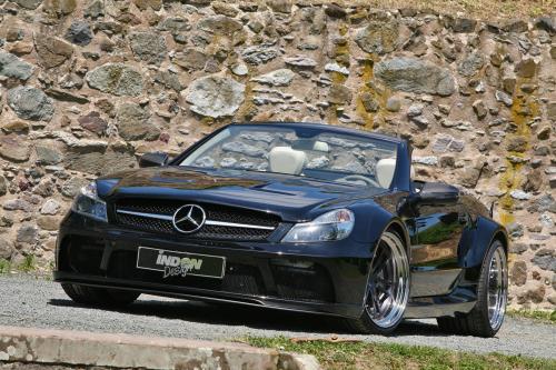 Inden Design изысканный Mercedes-Benz SL 63 AMG