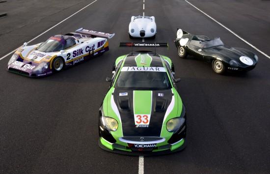 Jaguar RSR XKR GT2
