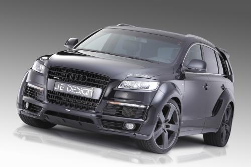 Audi Q7 S-Line развалюха, JE Design