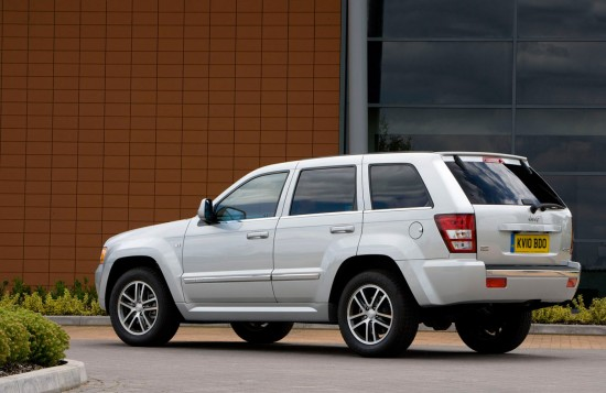 Jeep Grand Cherokee S-Limited