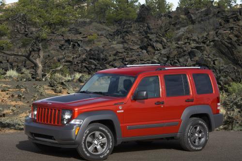 2010 Jeep Liberty Renegade дебютировал на NAIAS 2010