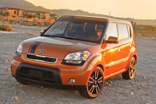 Kia Motors America 2010 года представлена зажигания душа