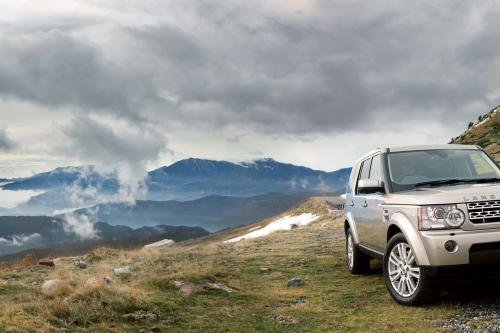 Land Rover Discovery празднует 20 лет на рынке