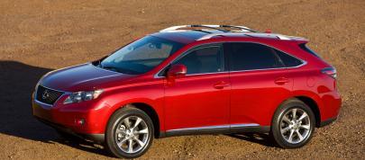Lexus RX 350 (2010) - picture 4 of 9