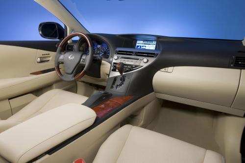 Lexus RX 350 (2010) - picture 9 of 9