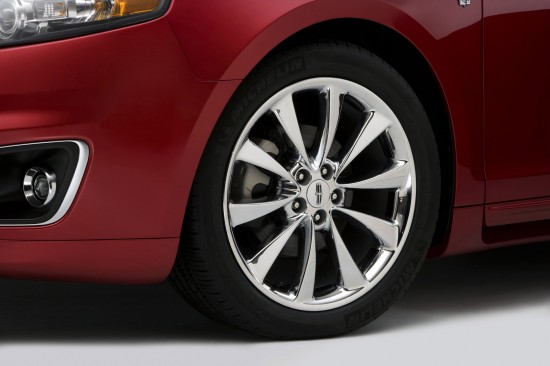 Lincoln MKS with EcoBoost