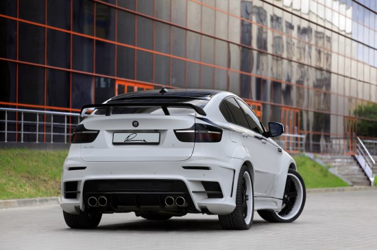 LUMMA BMW CLR X 650 M
