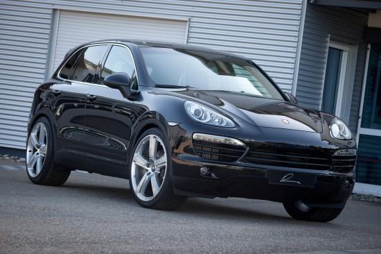 Lumma Porsche Cayenne