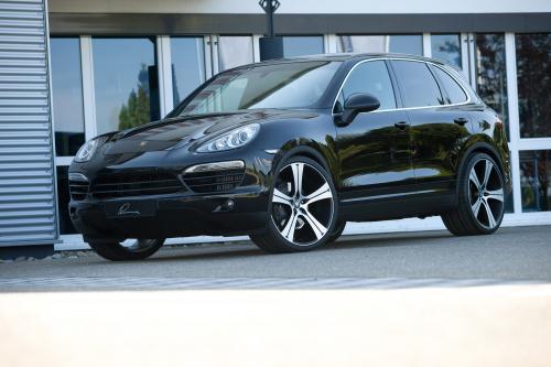 LUMMA Design Porsche Cayenne Diesel - стиль, комфорт и производительность
