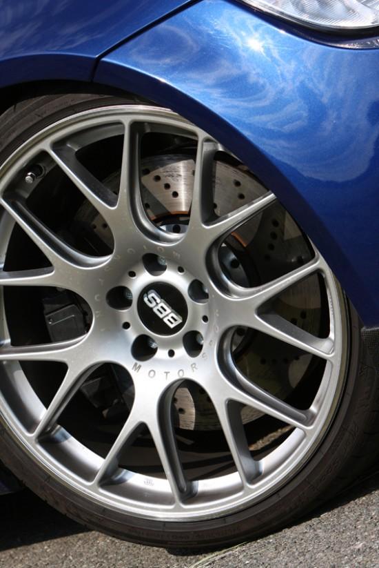 Manhart Racing BMW M3 Coupe