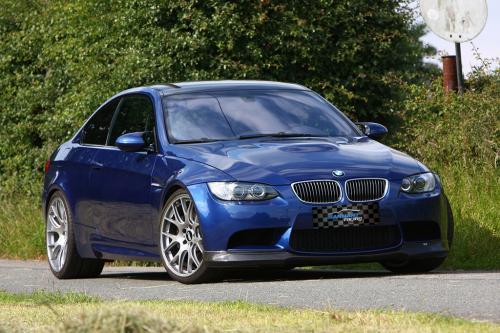 Manhart уточняет BMW M3 Coupe