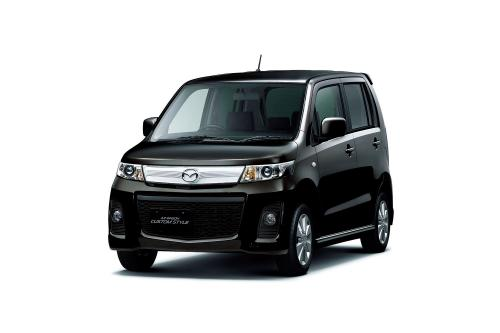 Mazda AZ-Wagon пересмотрены для Японии