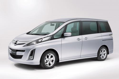 Mazda Biante i-Stop SMART EDITION II и NAVI специальные модели, на продажу в Японии