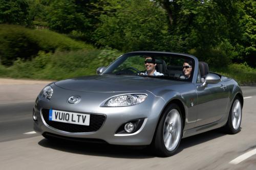 2010 Mazda MX5 Miyako limited edition специально для Великобритании