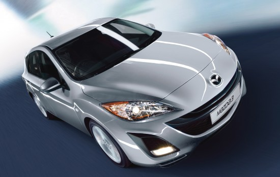 Mazda Takuya range