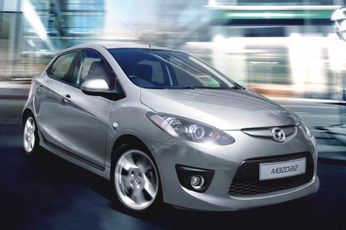 Mazda Takuya Special Edition доступен с 1 июля в Великобритании