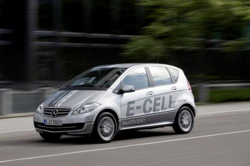2010 Mercedes-Benz A-Class E-Cell