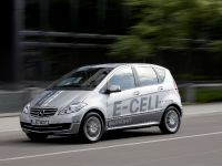 2010 Mercedes-Benz A Class E-Cell, 1 of 5