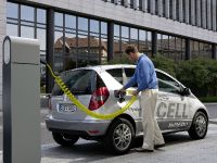 2010 Mercedes-Benz A Class E-Cell, 3 of 5