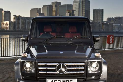 "Mercedes-Benz G-class вернулся на \""дорожку\"""