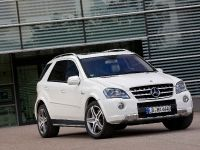 2010 Mercedes-Benz ML 63 AMG Facelift, 1 of 7
