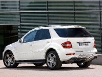 2010 Mercedes-Benz ML 63 AMG Facelift, 2 of 7