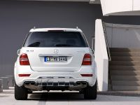 2010 Mercedes-Benz ML 63 AMG Facelift, 4 of 7