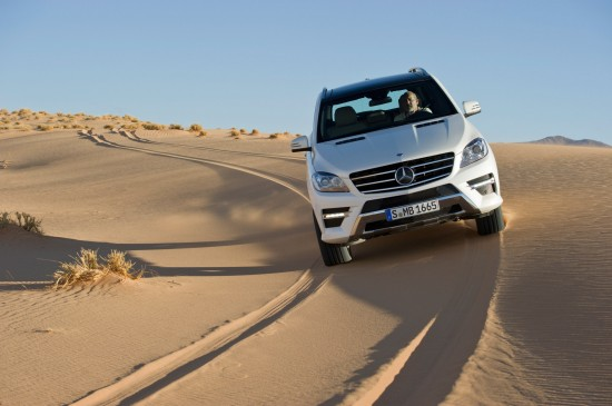 Mercedes-Benz ML250 BlueTEC 4MATIC