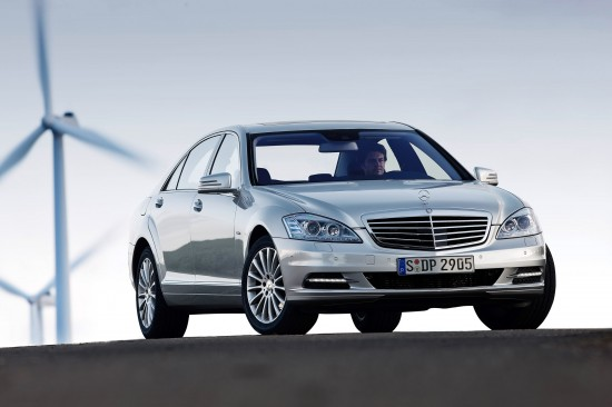 Mercedes-Benz S250 CDI BlueEFFICIENCY