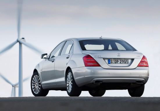 Mercedes-Benz S250 CDI BlueEFFICIENCY