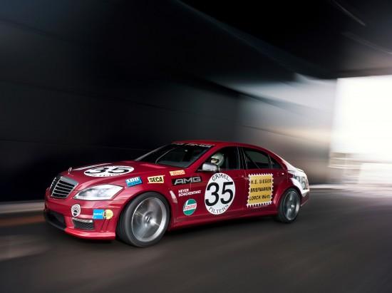 Mercedes-Benz S63 AMG showcar